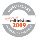 Qualifiziert Innovationspreis IT - Initiative Mittelstand 2009